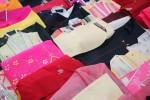 기부받은 한복들의 모습.JPG